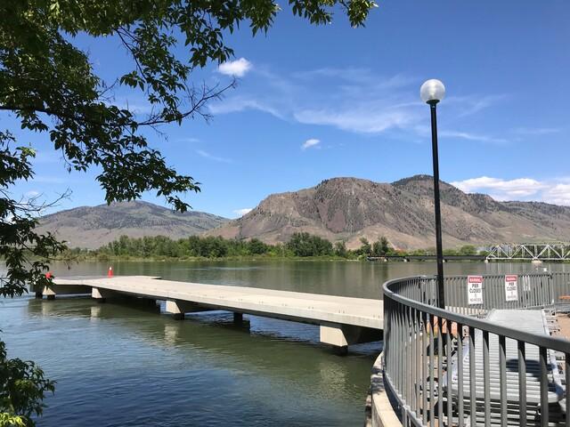 City of Kamloops closing more infrastructure as waters rise - Kamloops News