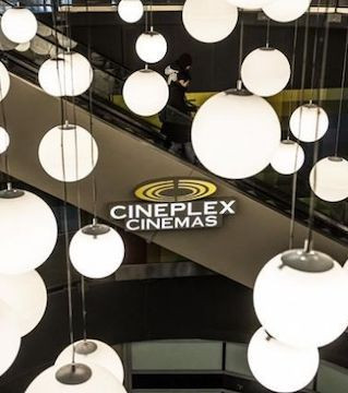 Cineplex set to re-open after massive losses.