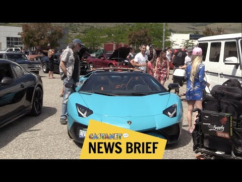 Classic and exotic cars gather in Vernon for a summer car show - Vernon News