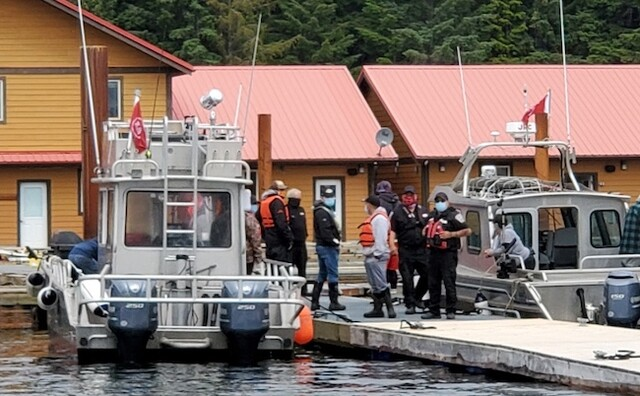 Haida matriarchs to occupy lands as fishing lodge reopens - BC News