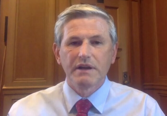Opposition leader tells Kelowna chamber NDP needs to do more - Kelowna News