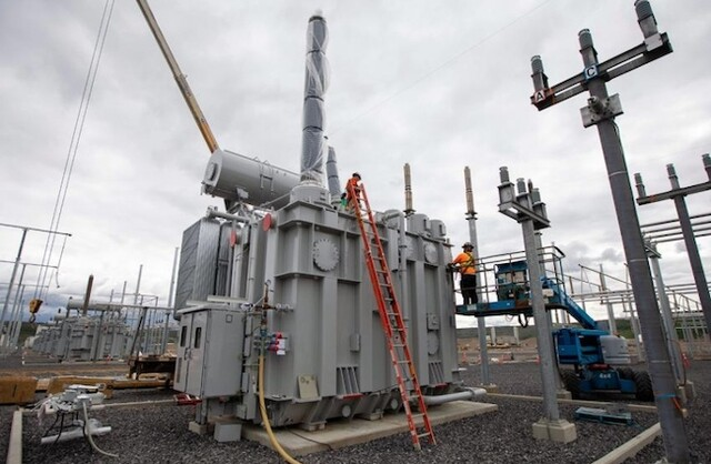 Four energy megaprojects already fuelling BC economy - Business News