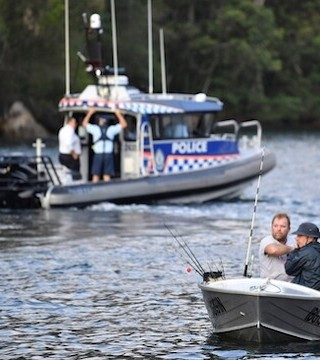 Fumes blames for seaplane crash in Australia.