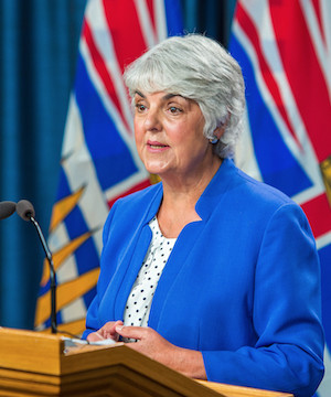 Finance minister asks British Columbians to share feedback on province's economic recovery.