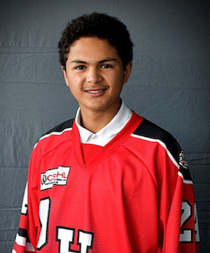 Okanagan Hockey Academy's Ben LeFranc commits to BCHL's Prince George Spruce Kings.