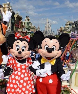 Rhode Island issues tax refunds signed by Mickey Mouse.