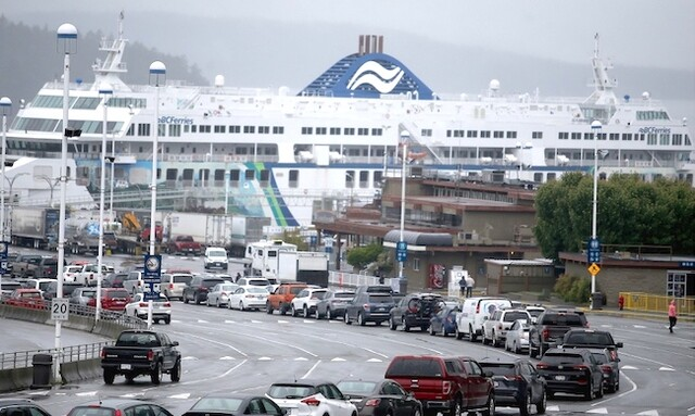 BC Ferries adds 300 sailings as summer traffic picks up - BC News