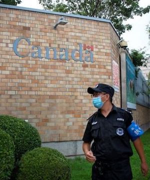 China sentences a fourth Canadian to death on drug charges.