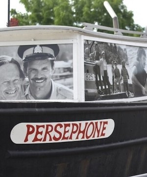 Beachcombers' iconic Persephone must find new home in Gibsons.