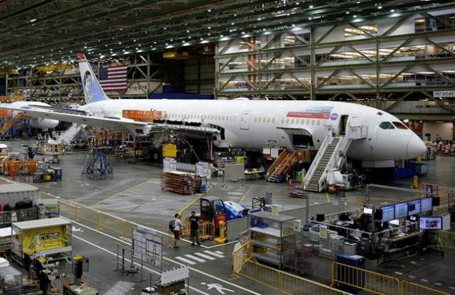 Business News - Boeing finds new problem with 787 that will delay deliveries thumbnail