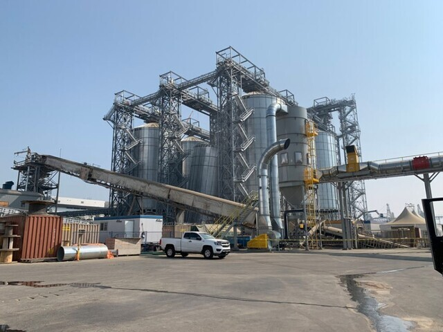 Ag Growth's shares slide after grain bin collapse at West Coast terminal - Business News