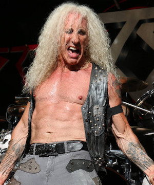 Twisted Sister's Dee Snider rages at anti-maskers for using his anthem We're Not Gonna Take It.