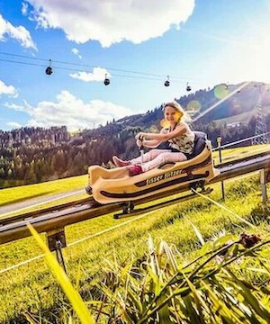 Cypress Mountain Resort announces coming Mountain Coaster attraction.