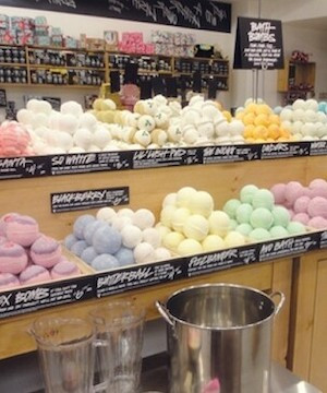 Bath bomb giant Lush seeks court approval to dissolve company's Canadian arm.