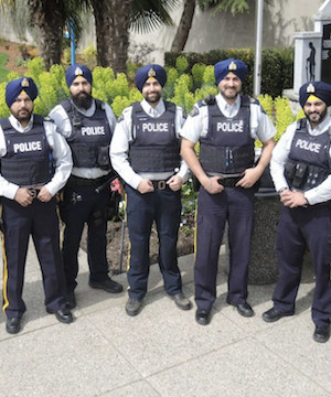 No safe mask option for bearded members, RCMP says, but force is exploring solutions.
