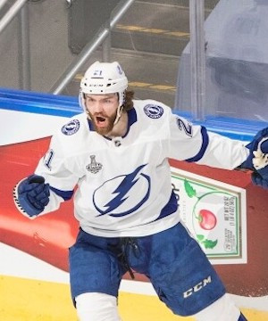 Tampa Bay Lightning are 2020 Stanley Cup champions.