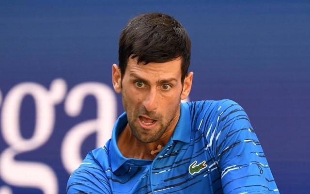 Novak Djokovic Disqualified Sports Castanet Net