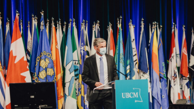 Cooperation needed to recover, Wilkinson tells UBCM - BC News