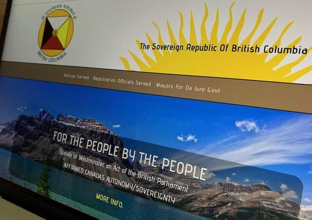 Threatening letter to Okanagan mayors from Sovereign Republic of British Columbia demands halt to COVID-19 measures (Vernon)