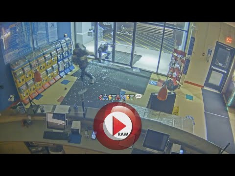 Local business catches break-and-enter on camera, thieves arrested (Kelowna)