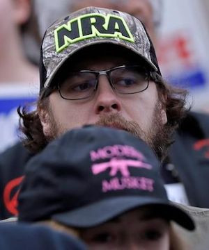 Judge says New York lawsuit seeking NRA's dissolution can go forward.