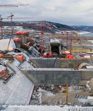 West Moberly First Nation demands halt to work on Site C dam, release of government reports.
