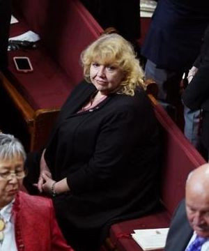 Lynn Beyak, who defended 'good' of residential schools, resigns from Senate.