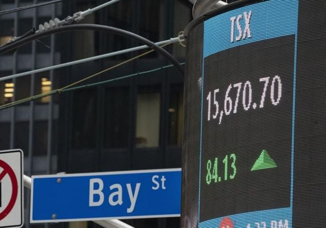 S&P/TSX composite falls more than 200 points in early trading