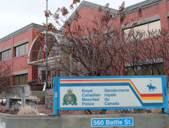 RCMP say suspicious vehicle reported in Kamloops led to arrest, weapons seizure in Barriere - Kamloops News