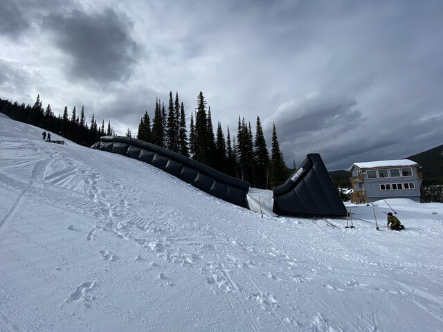 Apex Mountain freestyle skiing training elevated with new state-of-the-art piece of equipment
