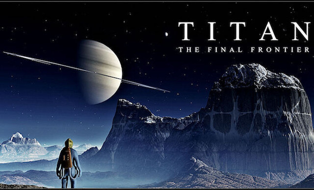 Life on Titan - Skywatching