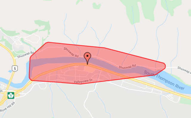 Power restored in Valleyview after outage - Kamloops News