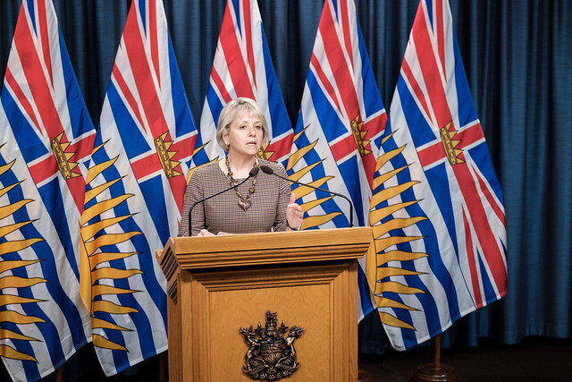 B.C. to be more selective with health orders during 3rd wave of pandemic - BC News - Castanet.net