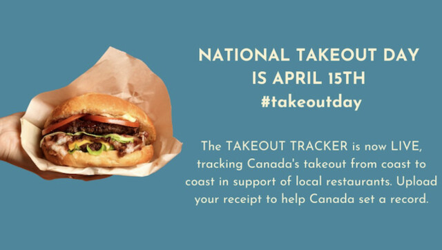 Order out tonight and help set a national record for most takeout orde... image