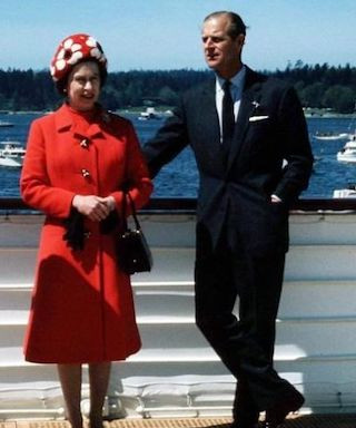 A look at some of the trips Prince Philip has made to Canada as the world mourns his passing.