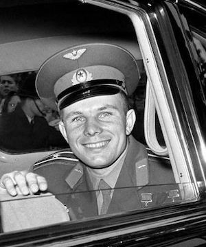 Soviet cosmonaut Yuri Gagarin made pioneering spaceflight 60 years ago today.