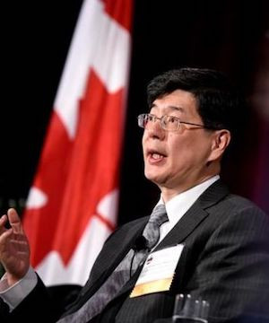 Chinese ambassador denies mistreatment of two detained Canadians.