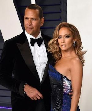 Jennifer Lopez and Alex Rodriguez issue joint statement calling off two-year engagement.