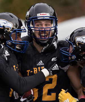 Two players with Okanagan connections taken in CFL draft.