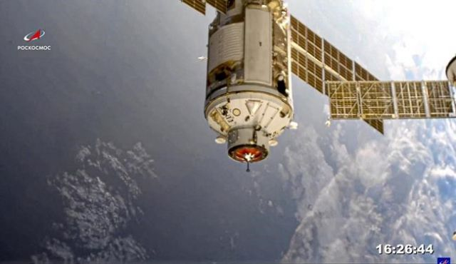 - 2021072910074 6102b60dbfb38ca6befbea2fjpeg p3544185 - Russian lab module docks with space station after 8-day trip – Business News