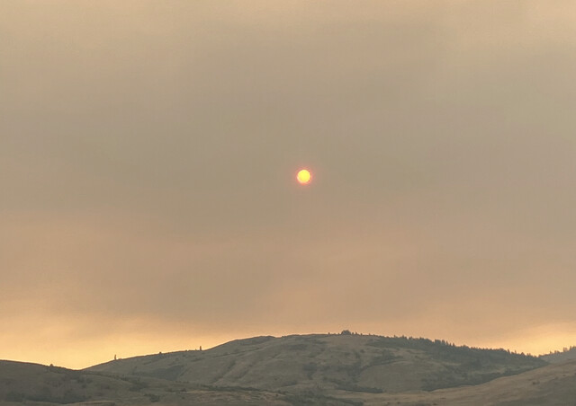 Environment Canada issues special air quality alert for the Okanagan