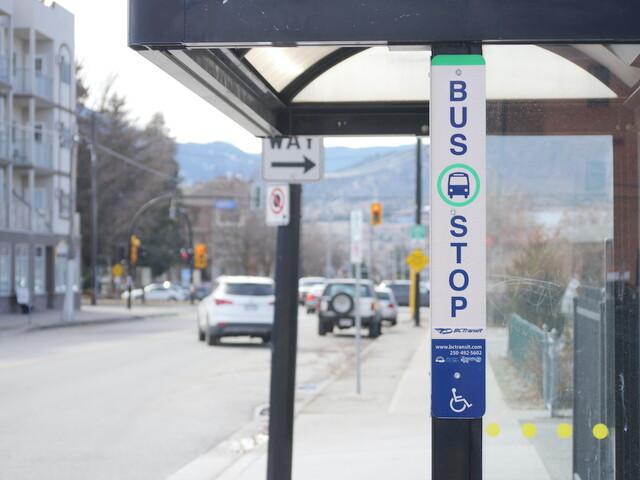 Kelowna transit ridership is rebounding quicker than anticipated