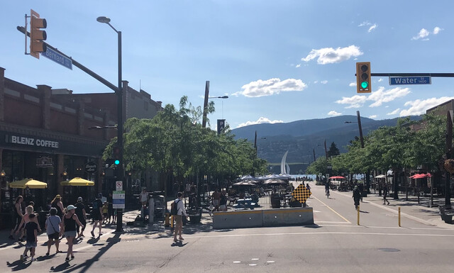 COVID-19 outbreak declared in Central Okanagan, masks required