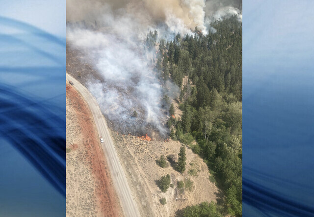 Additional evacuation orders downgraded to alerts in Barnes Lake area near Ashcroft