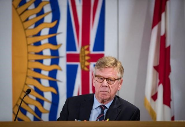 Former B.C. lottery director says he is 'whistleblower' on cash laundering at casinos – BC Information