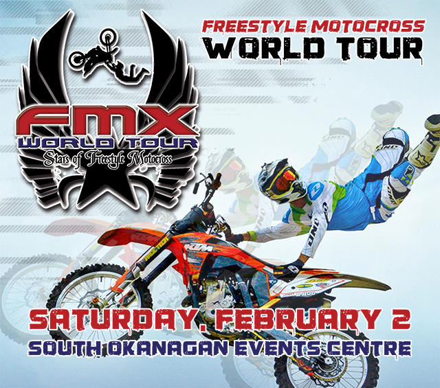 WIN Tickets To The FMX WORLD TOUR!