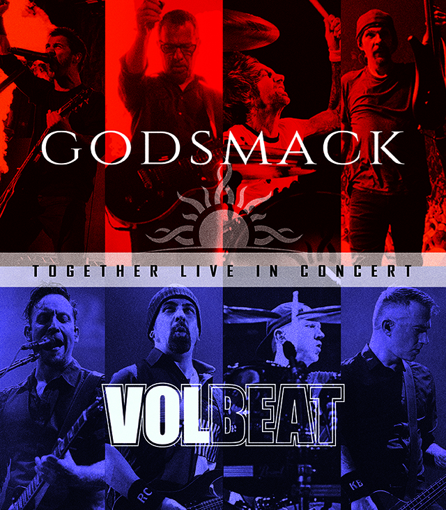 WIN Tickets To See Godsmack & Volbeat Together
