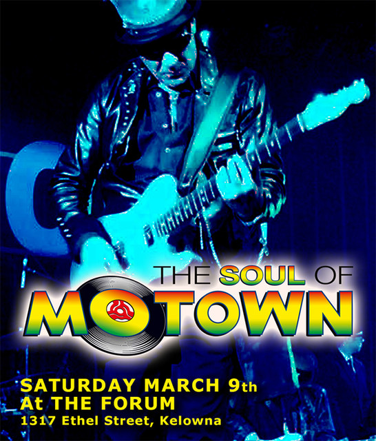 Win Tickets To Rann Berry's The Soul Of Motown