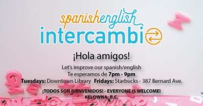 Spanish/English Conversation Exchange - Castanet net
