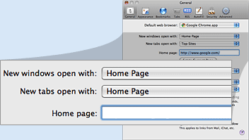 Make Castanet net Your HomePage